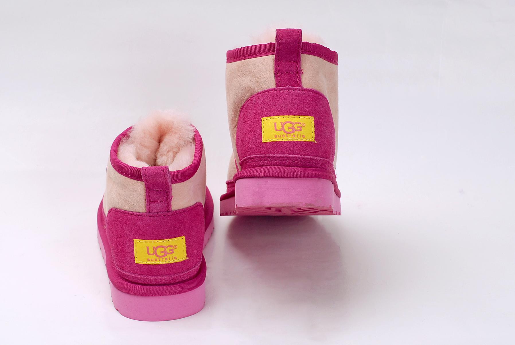 c336e547628 UGG Women Neumel Colorful 3236 Slippers Sand [uggzm00000059-Sand ...