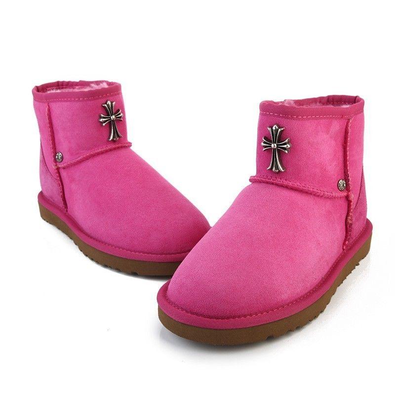 ugg boots rosa mini. Black Bedroom Furniture Sets. Home Design Ideas