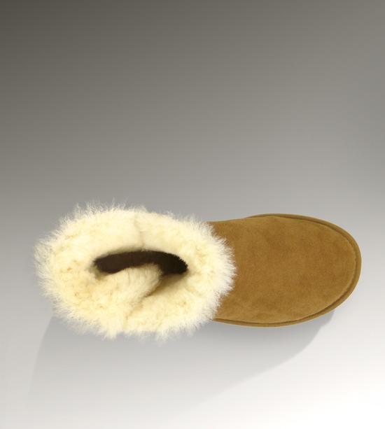 93a893ac206 UGG Mini Bailey Button Boots 3352 Chestnut [uggzm00000074-Chestnut ...