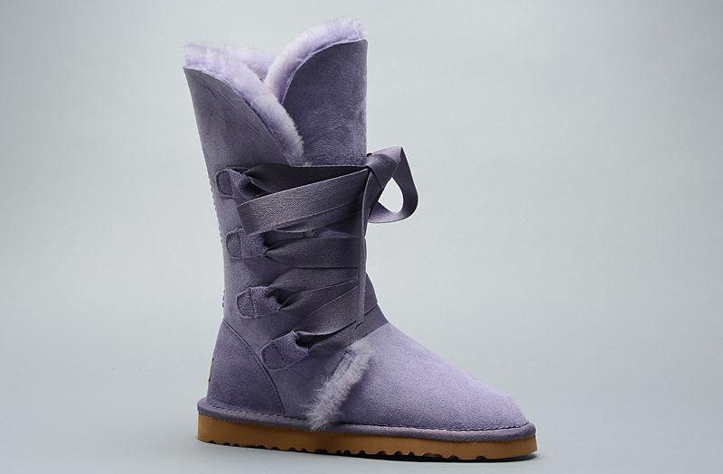 9d716a75012 UGG Classic Roxy Tall Bandage 1005818 Boots Purple [uggzm00000101 ...