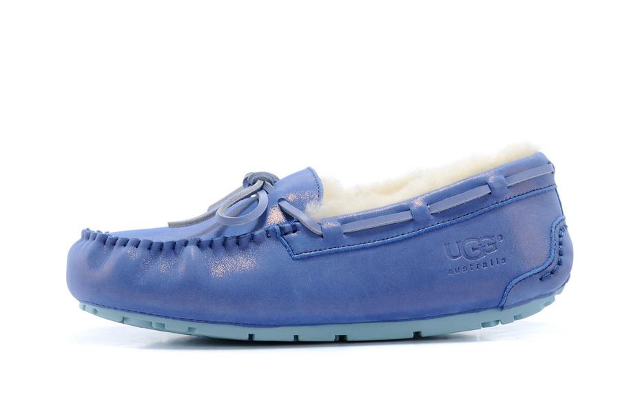 fdc44bcef77 UGG Dakota 5612 Slippers Dark Blue [uggzm00000039-Dark] - CA$130.57 ...